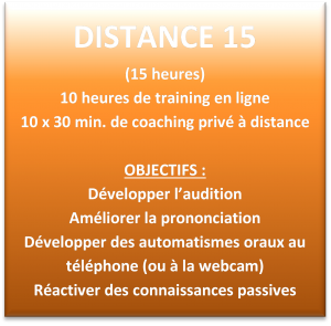 Distance 15