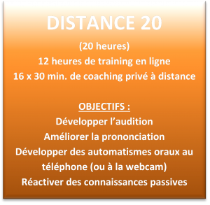 Distance 20