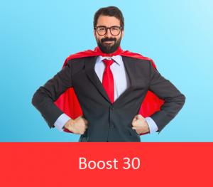 Speech Power Boost 30