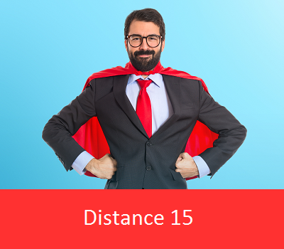 Speech Power Distance 15