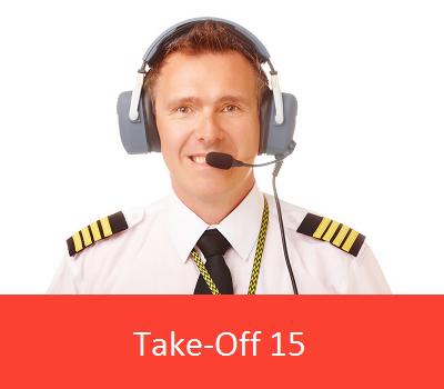 Speech Power Take-Off 15 pour pilotes